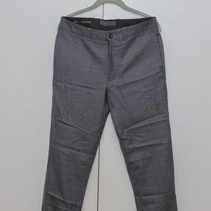 Jcrew Wool Cuffed Dress Pants